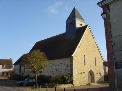 Eglise Lignières la Carelle