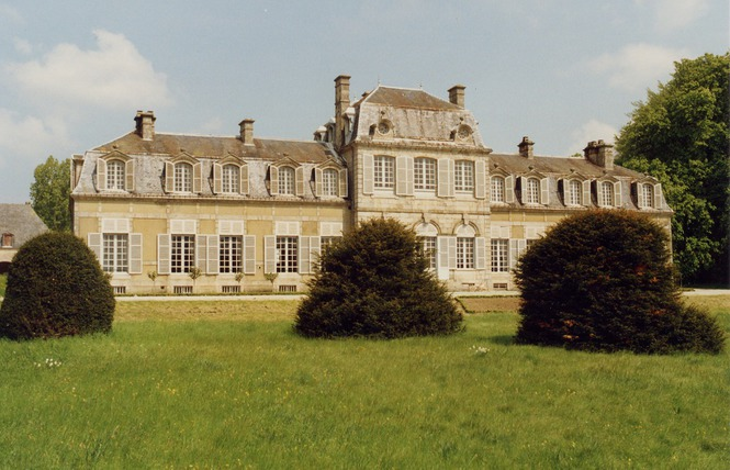 Chateau de Montigny