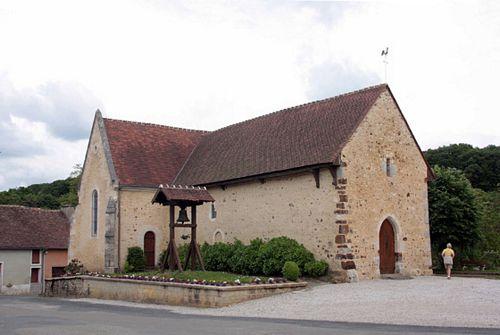 Eglise St Rigomer des Bois